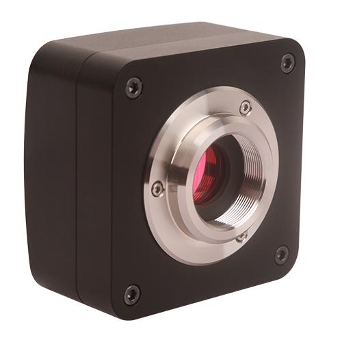 CÂMERA DIGITAL - SENSOR CCD USB 2.0 - PARA CONTRASTE DE FASE E POLARIZAÇÃO