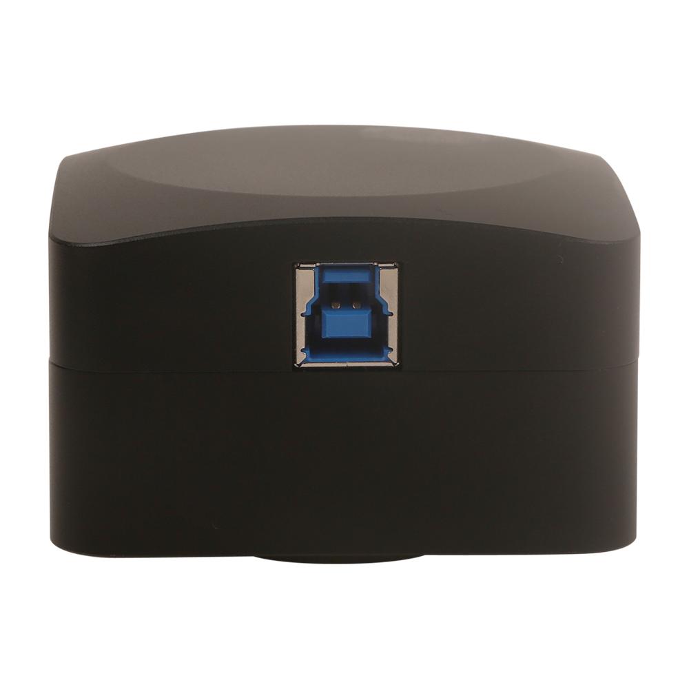 CÂMERA DIGITAL - SENSOR CCD USB 3.0 - PARA CONTRASTE DE FASE E POLARIZAÇÃO