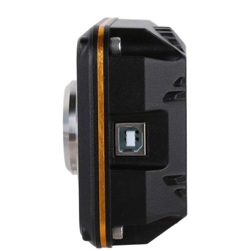 CÂMERA DIGITAL - SENSOR CMOS USB 2.0 - MEMÓRIA ON-BOARD - PARA METALOGRAFIA