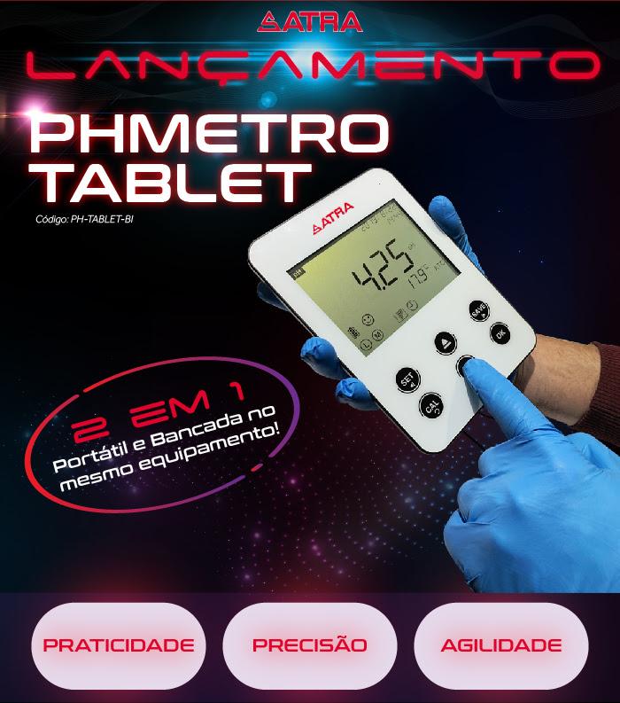 PHMETRO - TIPO TABLET